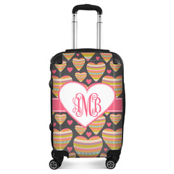 Hearts Suitcase (Personalized)