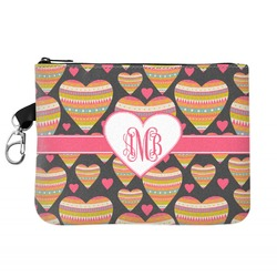 Hearts Golf Accessories Bag (Personalized)