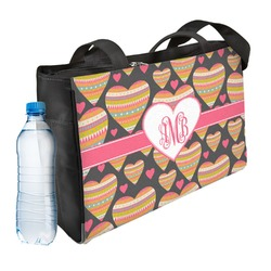 Hearts Ladies Workout Bag (Personalized)