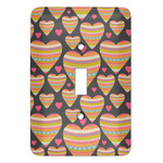Hearts Light Switch Covers (Personalized)