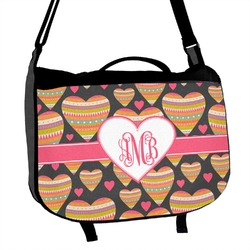 Hearts Messenger Bag (Personalized)