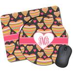 Hearts Mouse Pads (Personalized)