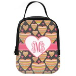 Hearts Neoprene Lunch Tote (Personalized)