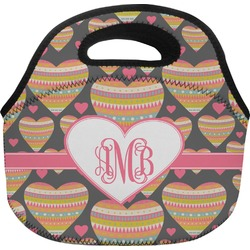 Hearts Lunch Bag (Personalized)