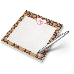 Hearts Notepad (Personalized)
