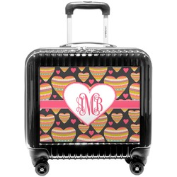 Hearts Pilot / Flight Suitcase (Personalized)