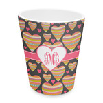 Hearts Plastic Tumbler 6oz (Personalized)