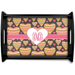 Hearts Wooden Trays (Personalized)