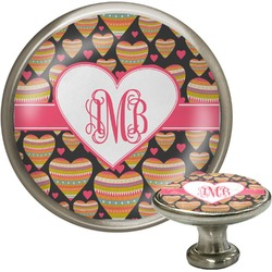 Hearts Cabinet Knobs (Personalized)