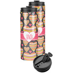 Hearts Stainless Steel Skinny Tumbler (Personalized)