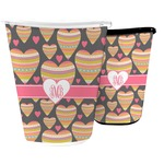 Hearts Waste Basket (Personalized)