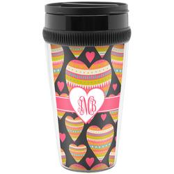 Hearts Travel Mugs (Personalized)
