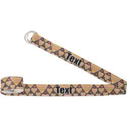 Hearts Yoga Strap (Personalized)