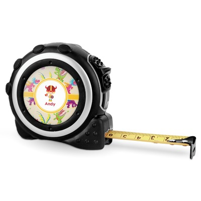 Dragons Tape Measure - 16 Ft (Personalized)