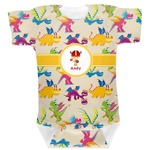 Dragons Baby Bodysuit (Personalized)