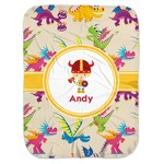 Dragons Baby Swaddling Blanket (Personalized)