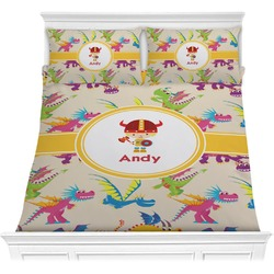 Dragons Comforters (Personalized)