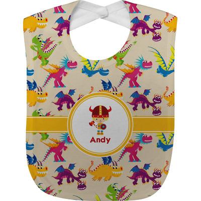 Dragons Baby Bib (Personalized)