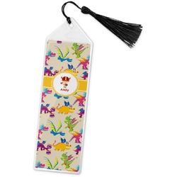 Dragons Book Mark w/Tassel (Personalized)