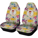 Dragons Car Seat Covers (Set of Two) (Personalized)