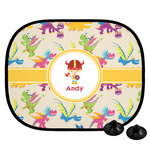 Dragons Car Side Window Sun Shade (Personalized)