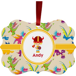 Dragons Ornament (Personalized)