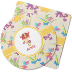 Dragons Rubber Backed Coaster (Personalized)
