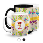 Dragons Coffee Mugs (Personalized)