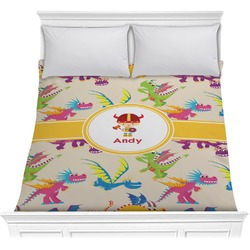 Dragons Comforter (Personalized)