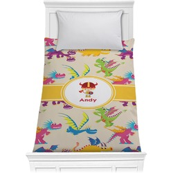 Dragons Comforter - Twin (Personalized)