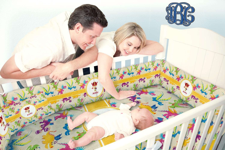 Dragons Crib Comforter Quilt Personalized Youcustomizeit