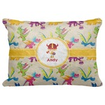 """Dragons Decorative Baby Pillowcase - 16""""x12"""" (Personalized)"""