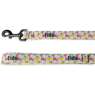 Dragons Deluxe Dog Leash (Personalized)