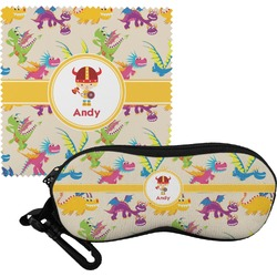 Dragons Eyeglass Case & Cloth (Personalized)