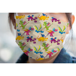 Dragons Face Mask Cover (Personalized)