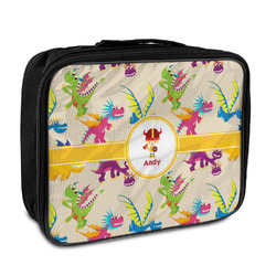 Dragons Insulated Lunch Bag (Personalized)