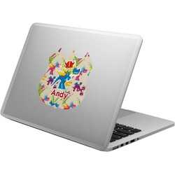 Dragons Laptop Decal (Personalized)