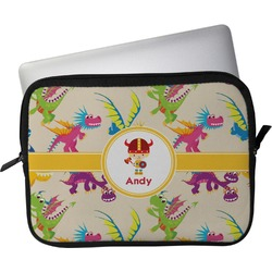 """Dragons Laptop Sleeve / Case - 13"""" (Personalized)"""