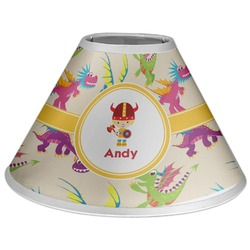 Dragons Coolie Lamp Shade (Personalized)