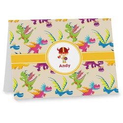 Dragons Notecards (Personalized)