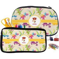 Dragons Pencil / School Supplies Bag (Personalized)