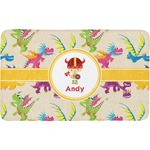 Dragons Bath Mat (Personalized)