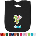 Dragons Bib - Select Color (Personalized)