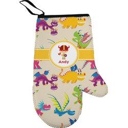 Dragons Oven Mitt (Personalized)