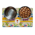 Dragons Dog Food Mat (Personalized)