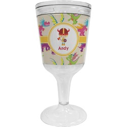 Dragons Wine Tumbler (Personalized)