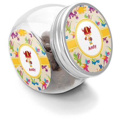 Dragons Puppy Treat Jar (Personalized)