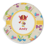 Dragons Sandstone Car Coasters (Personalized)
