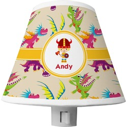 Dragons Shade Night Light (Personalized)