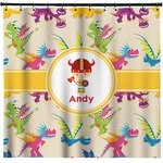 Dragons Shower Curtain (Personalized)